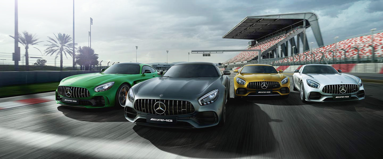 AMG千赢国际车型优享方案