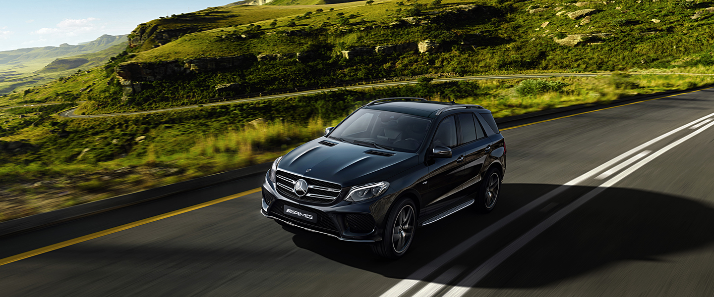 全新AMG GLE 43 4MATIC