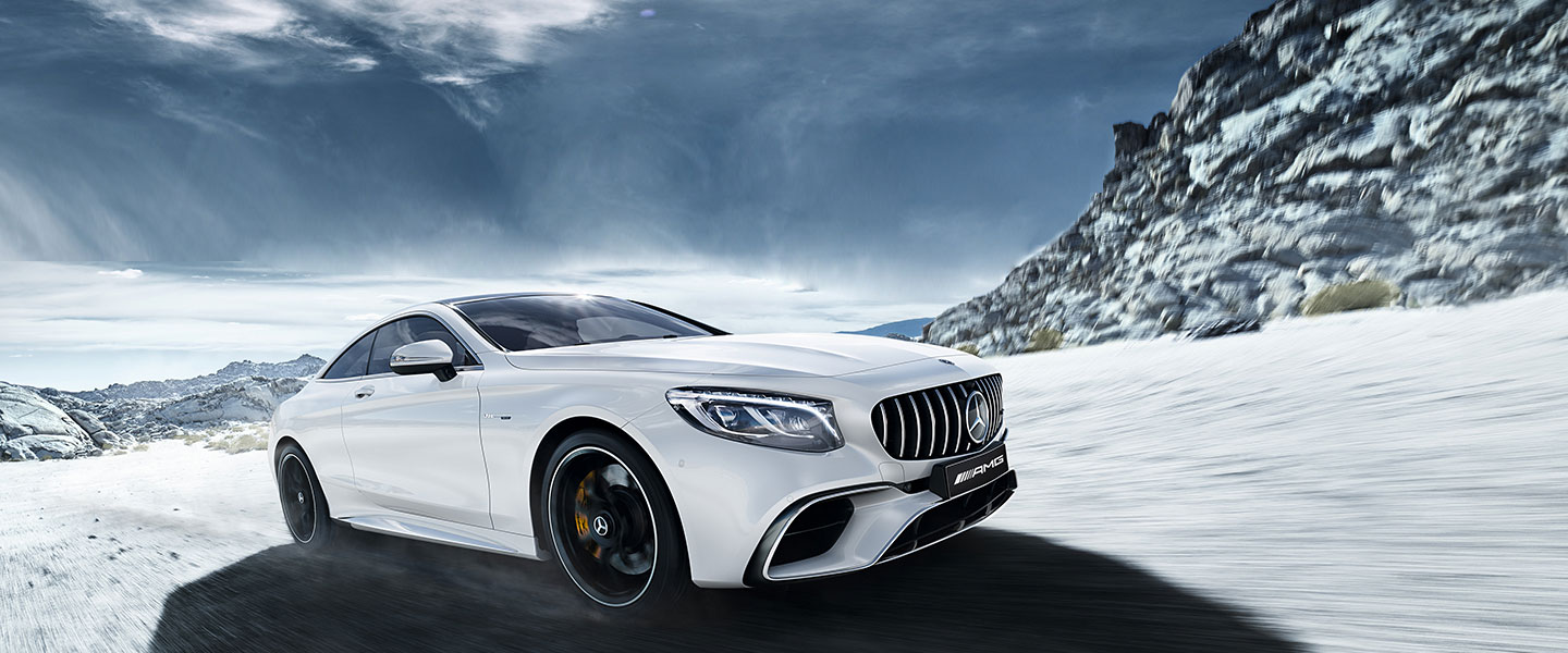 AMG S-Class Coupe (S63)
