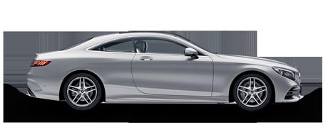 新一代S级轿跑车
