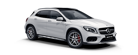 梅赛德斯-AMG GLA 45 4MATIC